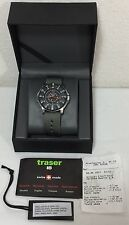 Traser H3 Military P6502 Long Life Wrist Watch for Men Original Swiss Made