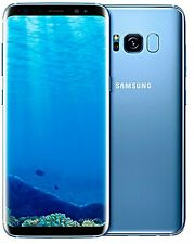 "Samsung Galaxy S8+ 6.2"" 64GB Smartphone (Unlocked) - Blue"