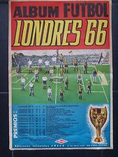 FOOTBALL, World Cup London 66, Advertising poster of Collectors cards Londres 66
