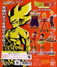 Original Bandai Dragonball Dragon ball Z HG Gashapon Figure Part 1 Full Set of 6