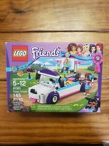 Lego Friends 41301 Puppy Parade 145 pcs New Sealed Retired 2017