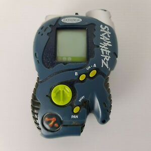 Radica Skannerz Electronic Toy Blue Vtg 2000 Tested Working