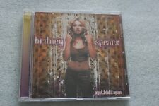 Britney Spears - Oops!... I did it again CD POLISH STICKERS,
