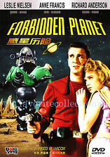 Forbidden Planet (1956) - Walter Pidgeon, Anne Francis - DVD NEW