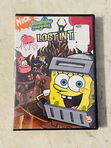 Spongebob Squarepants - Lost in Time (DVD, 2006)