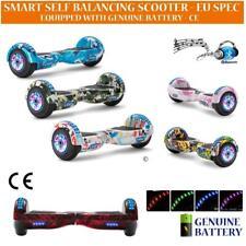 6,5 Hoverboard,Self Balance Scooter Elektroroller E-skateboard Bunt
