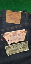 Vintage NWT 1984 Levi's 501xx Shrink-To-Fit Jeans  Size 27 x 31 Made In USA