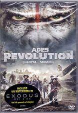 Dvd **APES REVOLUTION ♦ IL PIANETA DELLE SCIMMIE** nuovo 2014
