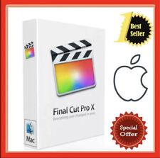 FINAL CUT PRO X 10,5 Software Vollversion 2021
