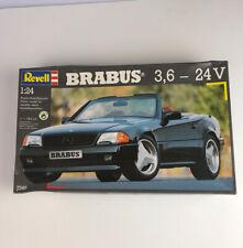 Revell Mercedes Brabus 3,6-24V 1/24 Complete Kit #7349