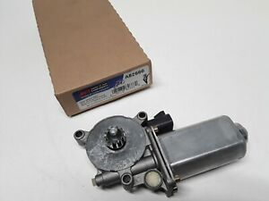 Power Window Motor Front/Rear-Left ACI 82666 fits Buick,Chevrolet,GMC,Pontiac
