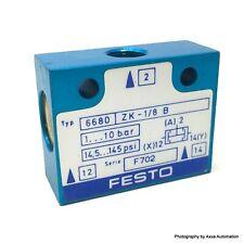 AND Gate 6680 Festo ZK-1/8-B