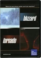 NEW: The Weather Channel Blizzard and Tornado 2 DVD Set