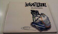 LE MANI IN FONDO - CD DIGIPACK