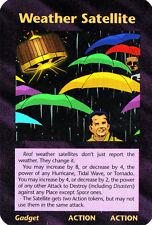 ILLUMINATI:New World Order-Steve Jackson-Lot 299-1 Card