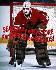 CLOWN MASK! Warren SKORODENSKI Chicago BLACKHAWKS Netminder 8X10 KILLER New !!!