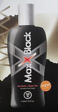 Neuf Power Tan Maxx Noir Super Foncé Lotion Banc Solaire Gratuit - de Bronzage