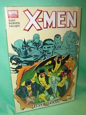 Marvel Premiere Edition X-Men First To Last HC NEW SEALED