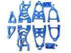 Rovan Blue Nylon V2 Suspension Arm Kit Fits 1/5 HPI Baja 5B 5T King Motor Buggy