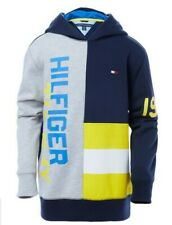 Tommy Hilfiger Little Boys Pieced Pullover Hoodie - Size 6 - NWT - MSRP$44.50