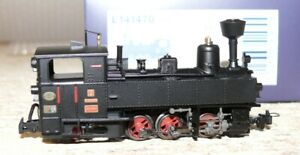 HS Liliput L141470 Tenderlok Typ U Lok Nummer 2 Zillertal der Zillertalbahn HOe