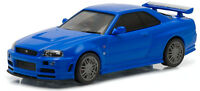GREENLIGHT Fast & Furious SKYLINE R34 86219 R32 86229 & 86228 86230 Dodge 1:43rd