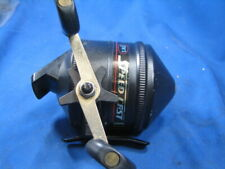 Very Rare Lew's Speed Cast 1 Push Button Spin Cast Reel Made in USA by Zebco--