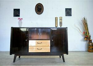 50er 60er Sideboard Mid Century Vintage Kommode Schränkchen