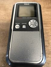 Rca Rp5120-A 256Mb Usb Digital Voice Recorder Dictaphone - Tested Works!