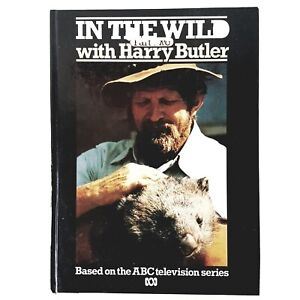 Book Vintage In The Wild With Harry Butler Part 2 Based ABC TV series Hardcover