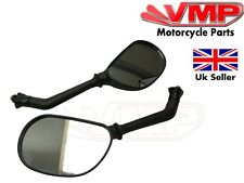 TRIUMPH TIGER 800 T509 1050 750 900 Motorcycle Mirror Pair 10mm Mirrors E Marked