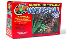 Zoo Med Naturalistic Terrarium Waterfall Kit , easy setup pump