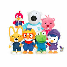 Pororo Original Plush Doll full 7 set Pororo Crong Eddy Loopy Petty Harry Poby