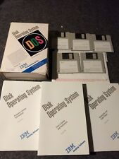 Vintage IBM DOS 5.0 Upgrade