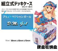 Trading Card Japan Anime Dark Magician Girl Deck Box