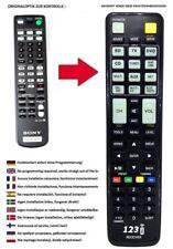 Remplacement Sony Télécommande rm-u302 pour str-de225/str-de225ced/str-de225cek