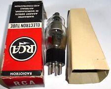 2X2A ( VT-119 ) Valve high voltage half wave US NOS NIB in red box RCA