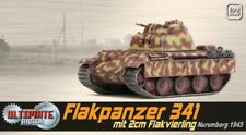 Dragon 60594 1/72 Diecast WWII German Flakpanzer 341 mit Flakvierling 20mm