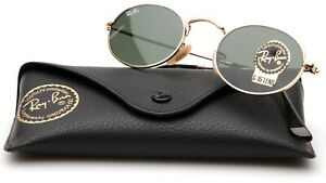 New Ray Ban RB 3547-N 001 GOLD SUNGLASSES FRAME 48-21-145mm Italy