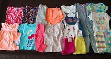 NEW Carter's Gap Gymboree Baby Girl Spring Summer Lot Shorts --- Size 24 M & 2T
