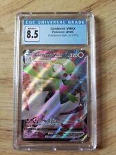 Pokemon TCG 2020 CHAMPION'S PATH GARDEVOIR VMAX FULL ART CGC 8.5 17/73