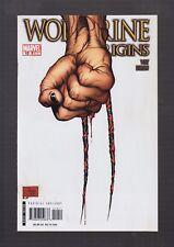 Wolverine Origins 10 (2007) set NM reg 9.2 & variant 9.8 Daken EC variant 55 9.8