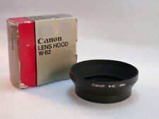 Canon W-62 Clamp-on Lens Hood For FD 35-70mm f4 + Box