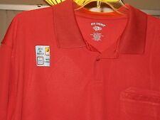 Mens Polo Shirt Reel Legends Sz L Nwt