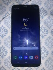 Samsung Galaxy S8+ SM-G955U 64GB - Midnight Black (Unlocked)