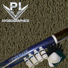HYDROGRAPHIC KIT HYDRODIPPING WATER TRANSFER HYDRO DIP BURL WOOD BW-820