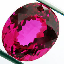 Excellent Cut Oval Pink Loose Sapphires