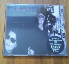 Savoy Paul Waaktaar * on in the Park-Remix 1999 * Norway PROMO CD A-HA