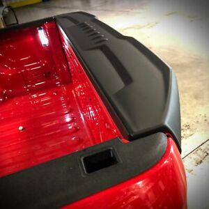 Fits 09-21 Dodge Ram Classic 1500 2500 Air Design Tailgate Spoiler Black CH06A16