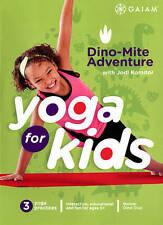 NEW - Yoga for Kids: Dino-Mite Adventure DVD